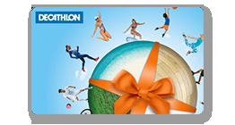 une Carte Cadeau Decathlon de 10€