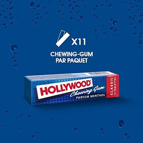 Hollywood Classic-Chewing-gum parfum Menthol